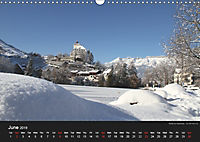 Monuments of Switzerland 2019 (Wall Calendar 2019 DIN A3 Landscape) - Produktdetailbild 6