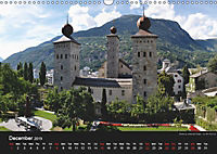 Monuments of Switzerland 2019 (Wall Calendar 2019 DIN A3 Landscape) - Produktdetailbild 12