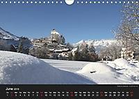 Monuments of Switzerland 2019 (Wall Calendar 2019 DIN A4 Landscape) - Produktdetailbild 6