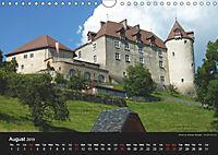 Monuments of Switzerland 2019 (Wall Calendar 2019 DIN A4 Landscape) - Produktdetailbild 8