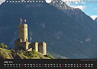 Monuments of Switzerland 2019 (Wall Calendar 2019 DIN A4 Landscape) - Produktdetailbild 7