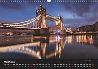 Monuments of the United Kingdom 2019 (Wall Calendar 2019 DIN A3 Landscape) - Produktdetailbild 3