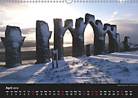 Monuments of the United Kingdom 2019 (Wall Calendar 2019 DIN A3 Landscape) - Produktdetailbild 4