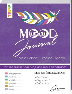 Mood Tracker Journal, Michelle Tiemann