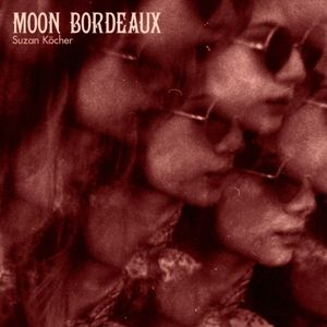 Moon Bordeaux (Ltd.Lp+Mp3/Grey Black Marbled) (Vinyl), Suzan Köcher