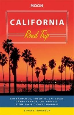 Moon California Road Trip, Stuart Thornton