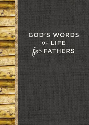 Moonlighters Series: God's Words of Life for Fathers, Zondervan