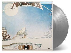 Moonmadness (Ltd Silberfarbenes Vinyl), Camel