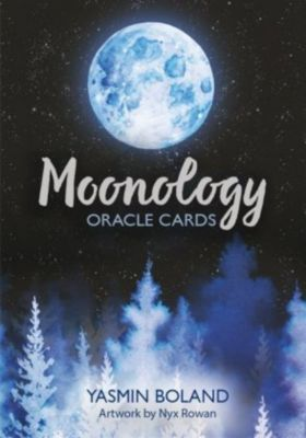 Moonology Oracle Cards, Yasmin Boland