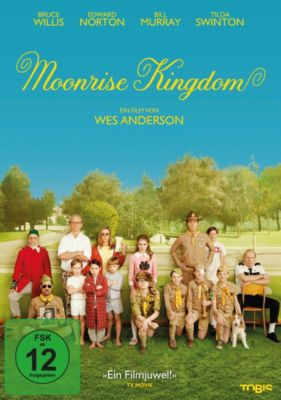 Moonrise Kingdom, Wes Anderson, Roman Coppola