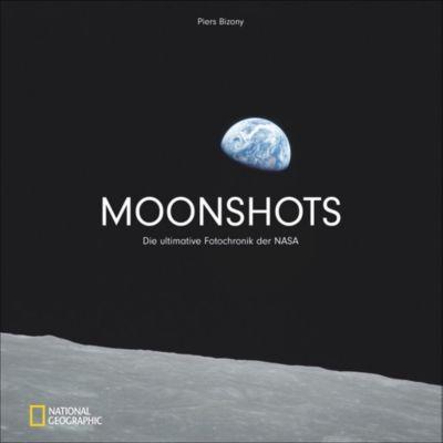 Moonshots, Piers Bizony