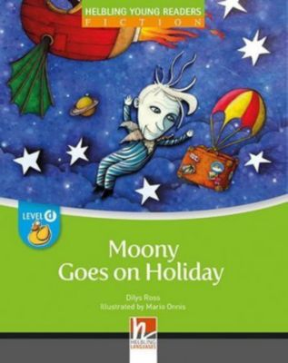 Moony Goes on Holiday, Class Set, Dilys Ross