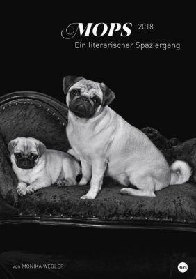 Mops - Ein literarischer Spaziergang 2018, Monika Wegler