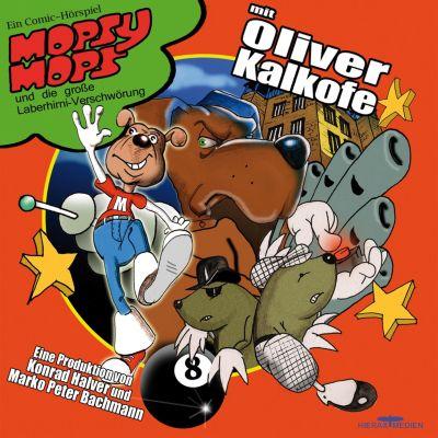 Mopsy Mops und die große Laberhirni-Verschwörung, Monty Arnold