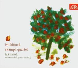 Moravian Folk Poetry In Songs, Bittova, Skampa Quartet