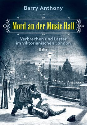 Mord an der Music Hall, Barry Anthony