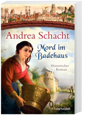 Mord im Badehaus, Andrea Schacht