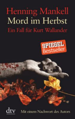 Mord im Herbst, Henning Mankell