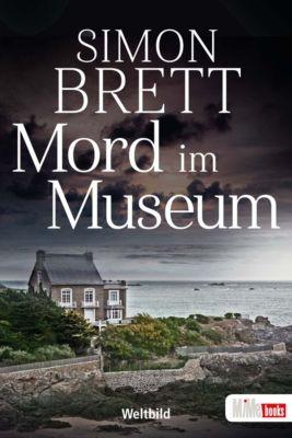 Mord im Museum, Simon Brett
