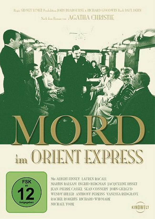 Mord Im Orientexpress Dvd