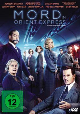 Mord im Orient Express (2017), Agatha Christie