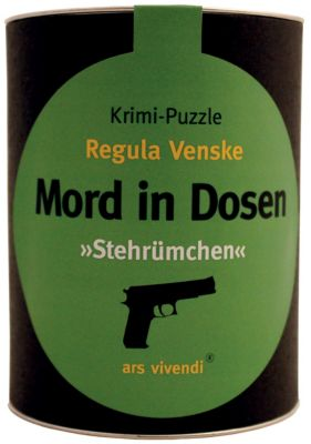 Mord in Dosen - Stehrümchen, Regula Venske
