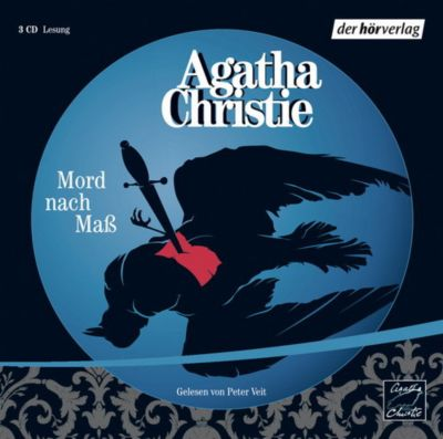 Mord nach Maß, 3 Audio-CDs, Agatha Christie