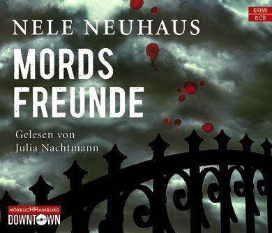 Mordsfreunde, 6 Audio-CDs - Nele Neuhaus |
