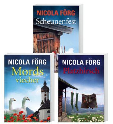 Mordsviecher/Platzhirsch/Scheunenfest, Nicola Förg