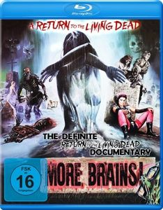 French A USA NEW The Return of the Living Dead Movie POSTER 11 x 17 Clu Gulager
