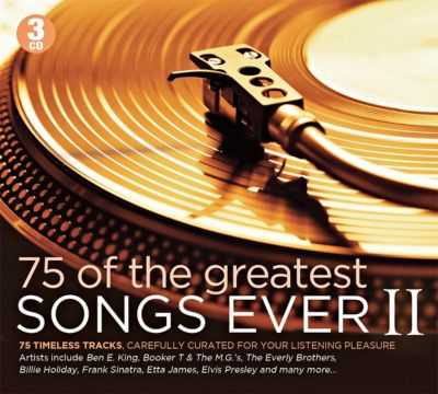 More of the Greatest Songs ever, 3 CDs, Diverse Interpreten