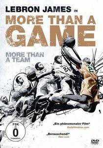 More Than a Game, LeBron James, Dru Joce, Sian Cotton