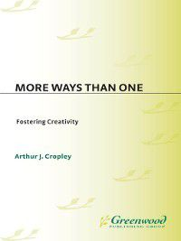 More Ways Than One, Arthur Cropley