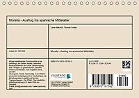 Morella - Ausflug ins spanische Mittelalter (Tischkalender 2019 DIN A5 quer) - Produktdetailbild 13