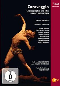 Moretti, Bruno - Caravaggio, Mauro Bigonzetti