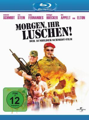 Morgen, ihr Luschen! Der Ausbilder-Schmidt-Film, Johann A. Bunners, Knacki Deuser, Florian Gärtner, Jakob Hilpert, Rudolph Jula, Holger Müller