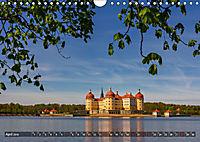 Moritzburg mit Schlossansichten (Wandkalender 2019 DIN A4 quer) - Produktdetailbild 4