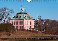 Moritzburg mit Schlossansichten (Wandkalender 2019 DIN A4 quer) - Produktdetailbild 2