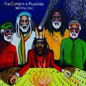 Morning Star (180g Marbled Coloured Vinyl Lp), The Congos, Pure Vida