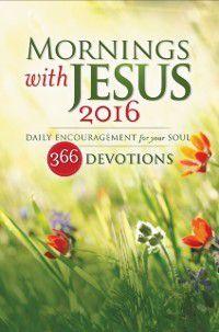 Mornings with Jesus 2016, Zondervan