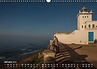 Moroccan Seaside (Wall Calendar 2019 DIN A3 Landscape) - Produktdetailbild 1