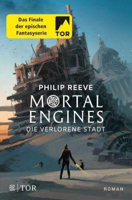 Mortal Engines - Die verlorene Stadt - Philip Reeve |