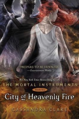 Mortal Instruments 06. City of Heavenly Fire, Cassandra Clare