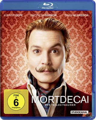 Mortdecai - Der Teilzeitgauner, David Koepp