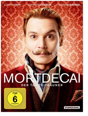 Mortdecai - Der Teilzeitgauner, Kyril Bonfiglioli