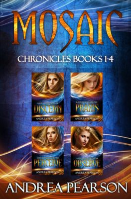 Mosaic Chronicles Books 1-5, Andrea Pearson