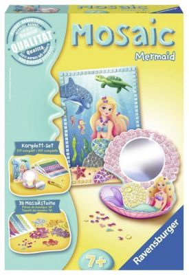 Mosaic Midi Meerjungfrau