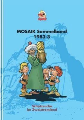 Mosaik Sammelband 24 Schatzsuche im Zweistromland