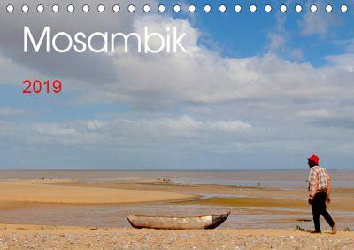 Mosambik 2019 (Tischkalender 2019 DIN A5 quer), Jochen Gerken