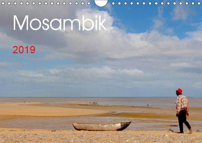 Mosambik 2019 (Wandkalender 2019 DIN A4 quer), Jochen Gerken